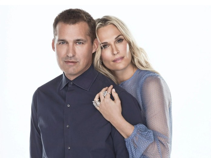 Molly Sims & Scott Stuber on Returning to the Hamptons as a Married Couple