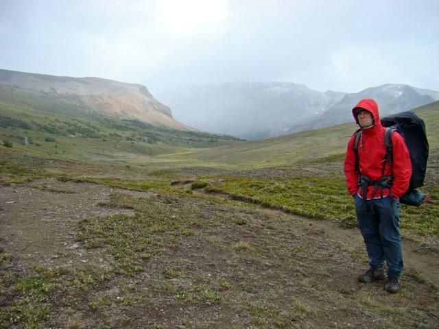 Brazeau Loop Trek, Jasper National Park (5/6)