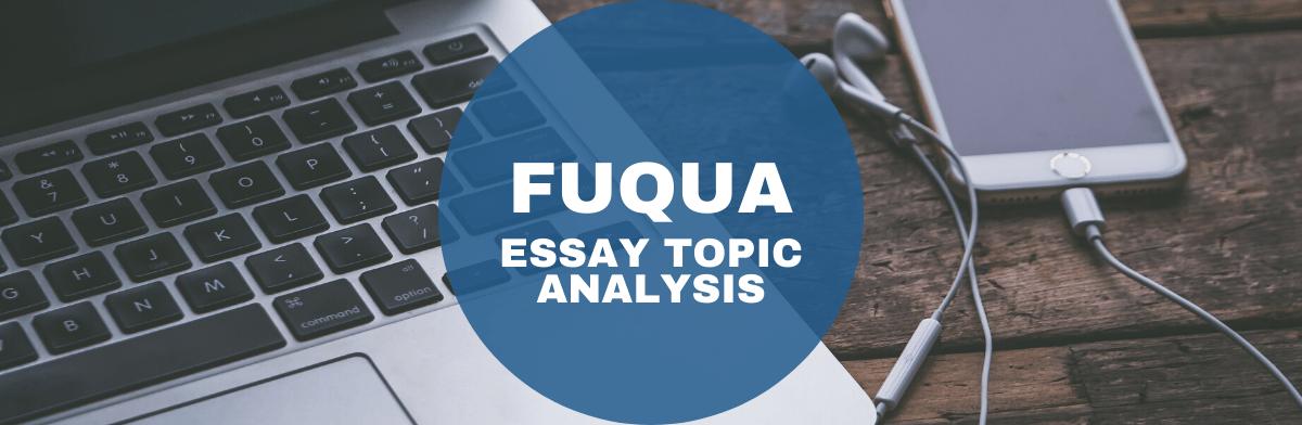 Duke Mba Essays Advice Analysis Clear Admit