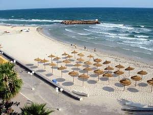 Spiagge di Susa