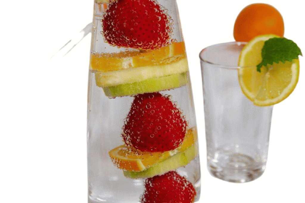 limonata alla fragola