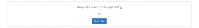 Sélectionnez votre fichier zip de thème