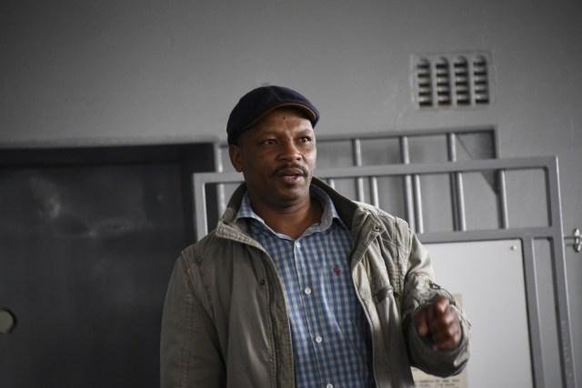 Derrick Basson describes daily life as a prisoner on Robben Island