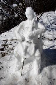 Snow Cellist, '13