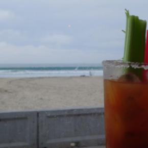 Funky dining and rolling waves in Pacific Beach, Ca