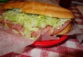 My favorite torpedo Sandwich
