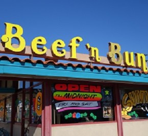 Beef 'n Bun something to whistle about