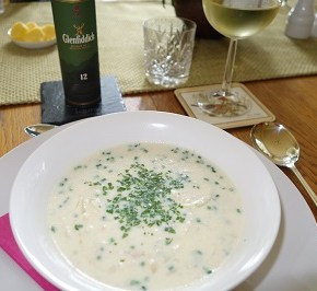 Cullen Skink the Scottish Fish Stew