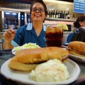The real French dip sandwich is in L.A.