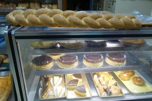 Traditional Bread and cakes