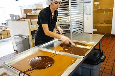 The making of great toffee