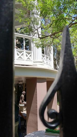 Founder Juliette Low's house