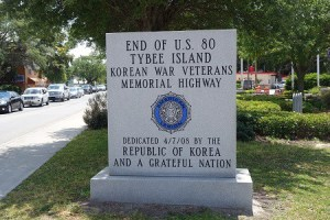 korean war monument