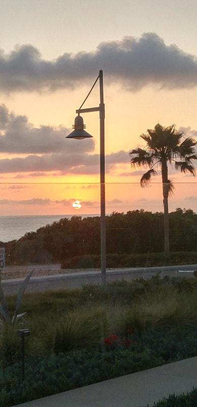 Sunset Cape Rey