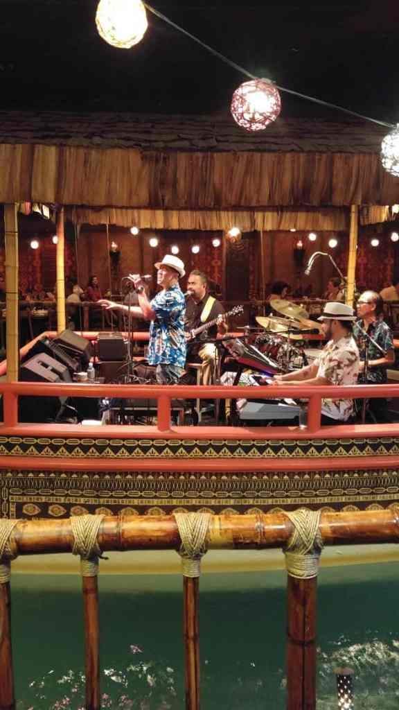 Island Groove band