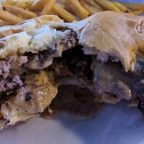 Juicy Lucy burger made Minneapolis famous