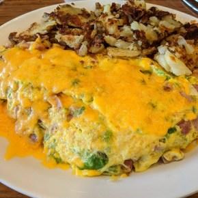 A Hearty Breakfast in Santee