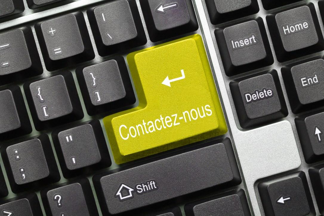 keyboard-contact