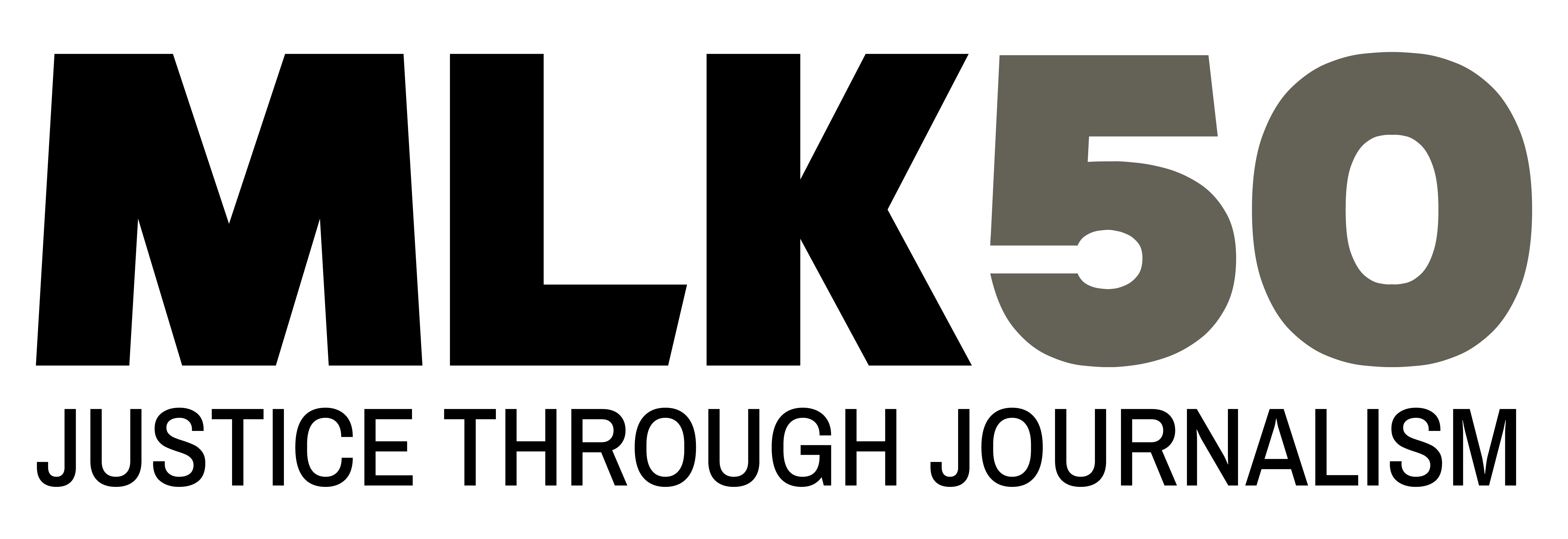 MLK50: Justice Through Journalism