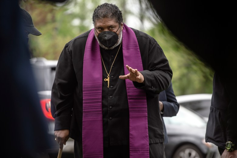 Rev. Dr. William J. Barber