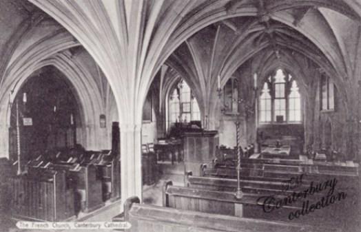 Canterbury wallooon church