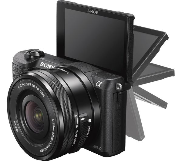 Sony a5100 - travel blogging gear