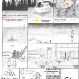 Les aventures de Leno FRAGER par Amin GASSEM