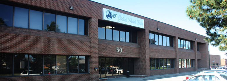 GWT World Headquarters in Toronto - Canada