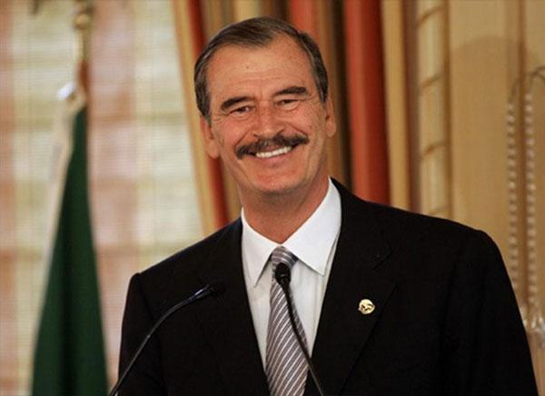 Former President Vicente Fox - Mexico