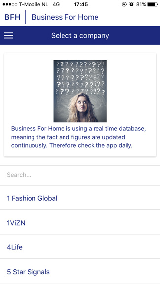 Business For Home News App Version 2.0