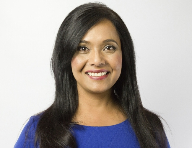 Anjana Srivastava, President, Health and Wellness for New Avon LLC