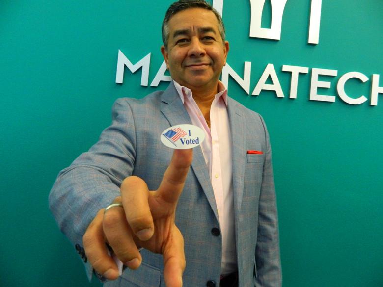 Alfred Bala Voting
