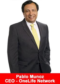 Pablo Munoz CEO Onelife Network