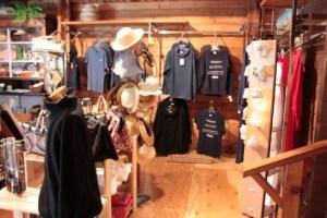 Gift Shop clothing