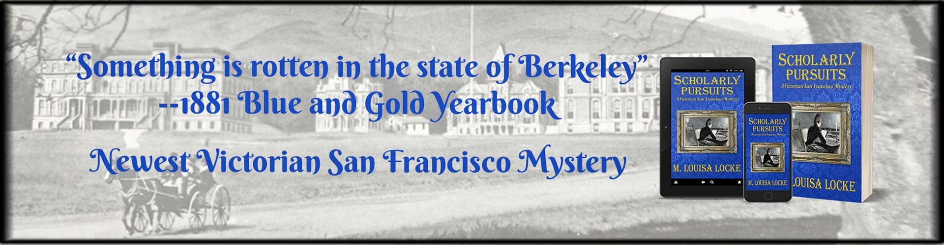 Get the newest Victorian Mystery