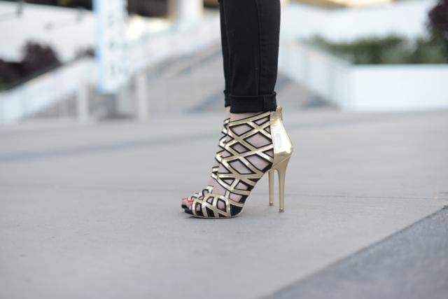 shoedazzle heels, M Loves M