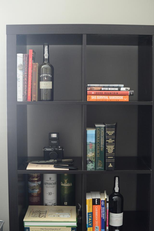 Matthew's bookshelf, M Loves M
