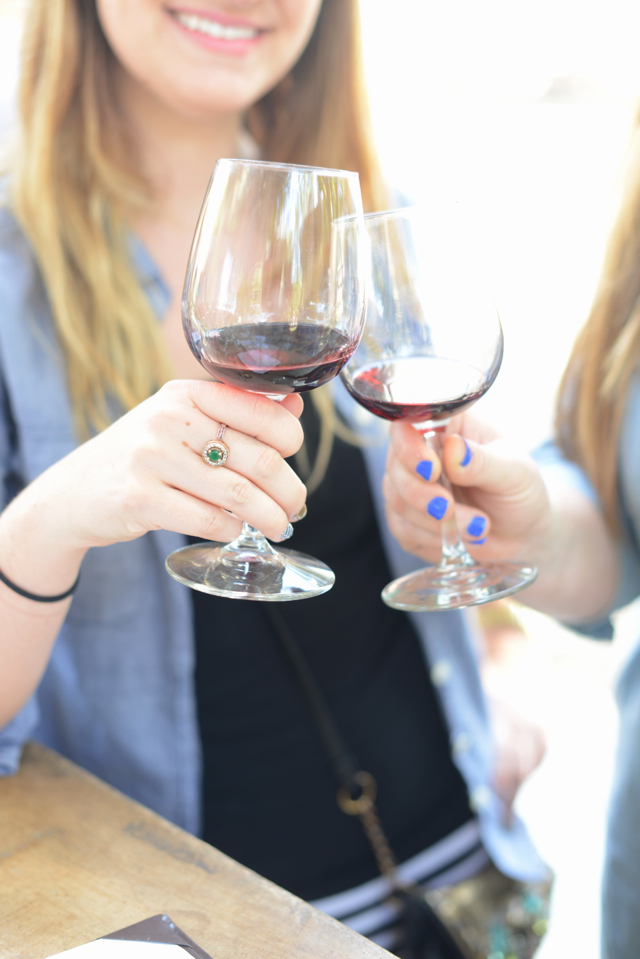 girls wine tasting trip in Temecula, California via M Loves M @marmar