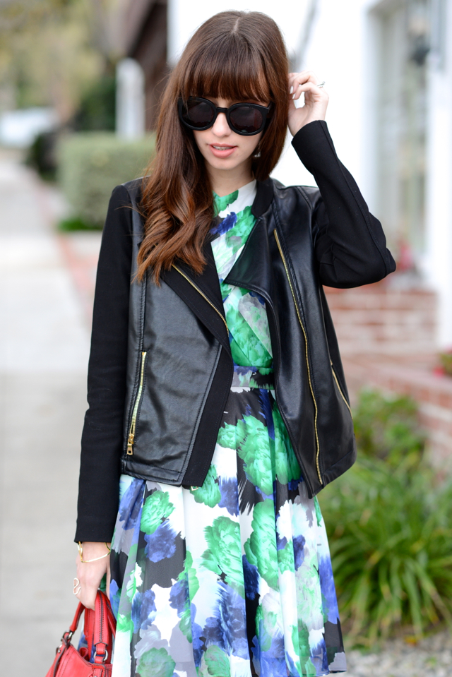 shoshanna randi chiffon dress M Loves M @marmar