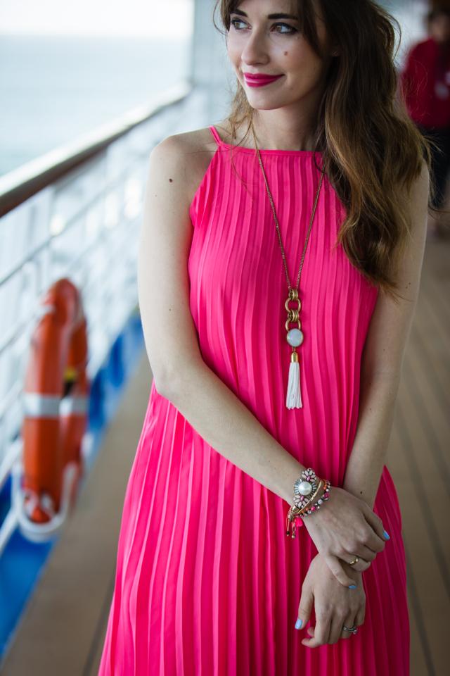 dress to wear on princess cruise M Loves M @marmar