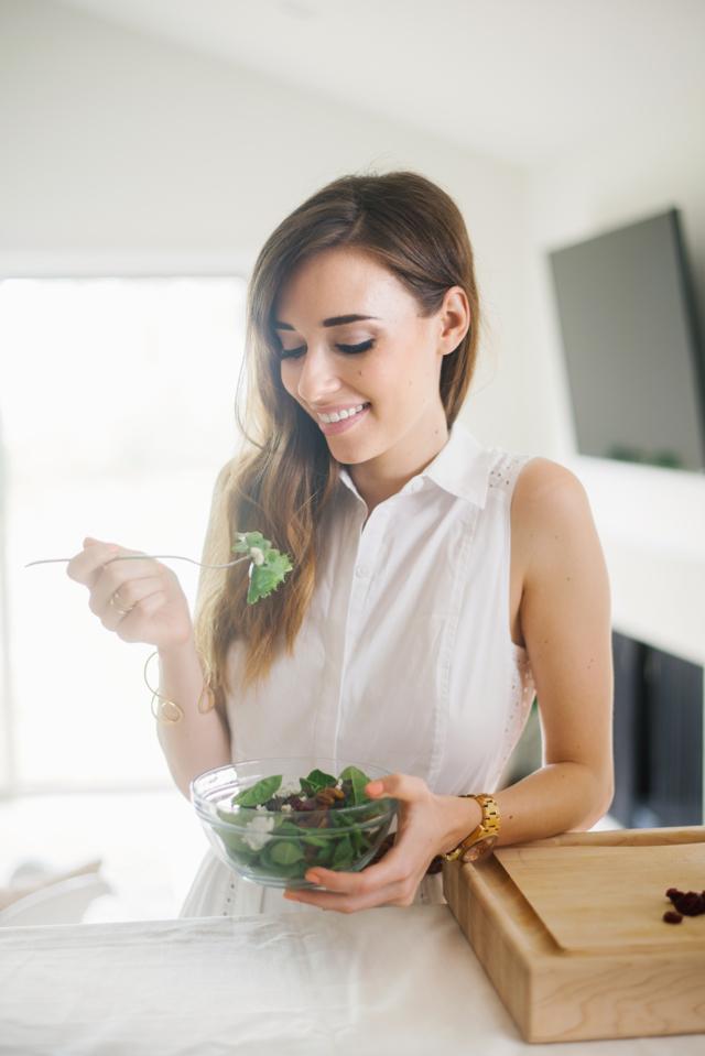 eating healthy foods M Loves M @marmar