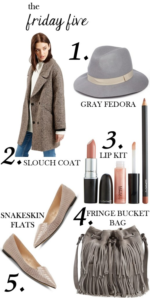 the friday five with nordstrom anniversary sale items M Loves M @marmar