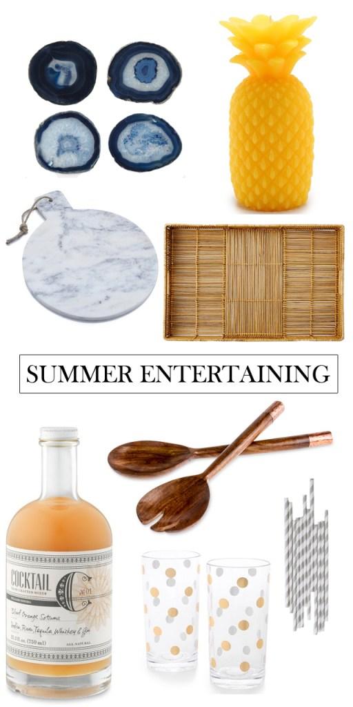 summer entertaining must-haves M Loves M @marmar