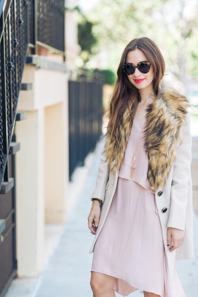 feminine fall outfit M Loves M @marmar
