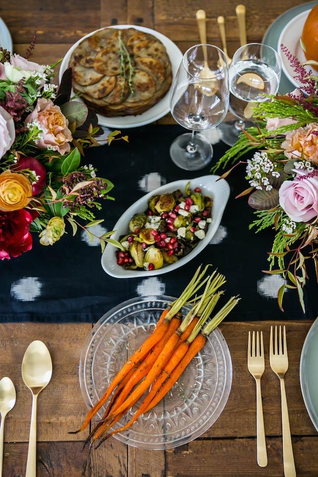 fall dinner party recipe ideas M Loves M @marmar