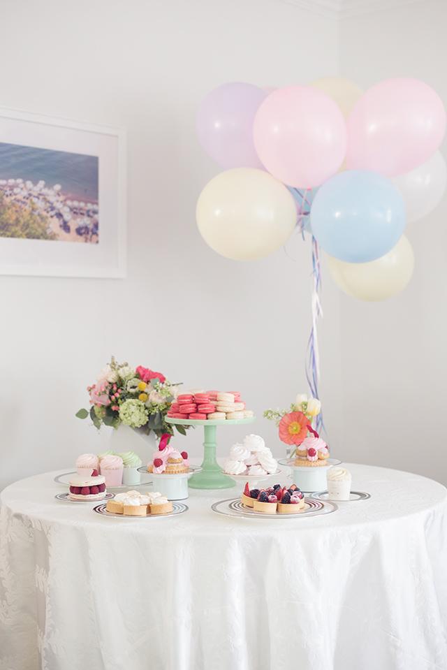 bottega louie dessert table - M Loves M