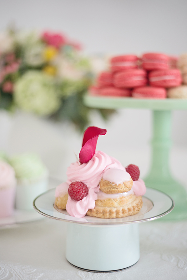 the most beautiful desserts in Los Angeles are definitely from Bottega Louie - M Loves M