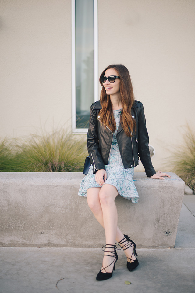 girly and edgy outfit inspiration M Loves M