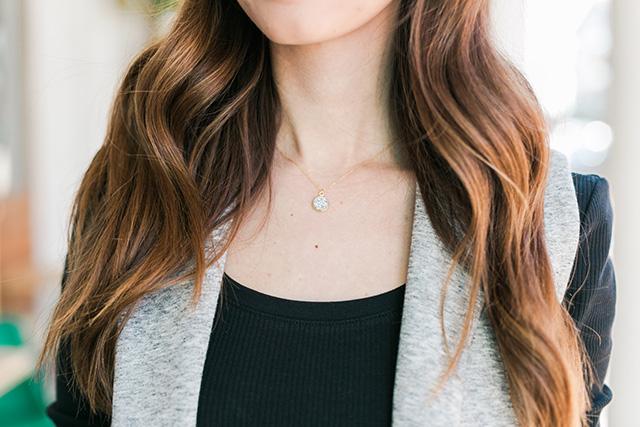 katie dean necklace M Loves M