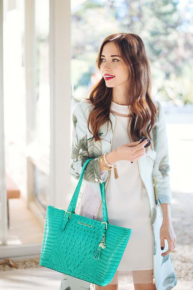 styling bright purses for spring